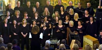 Kom i julehumør - Julekoncert med Exdjazz i Oure kirke
