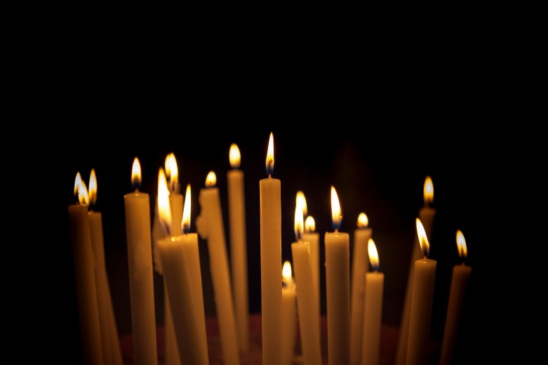 Stemningsfuld lys – & kyndelmisse gudstjeneste
