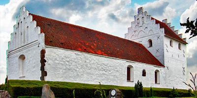 Oure kirke og dens historie