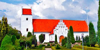 Vejstrup kirke og dens historie