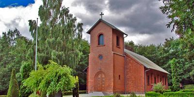 Lundeborg kirke og dens historie